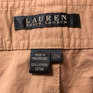 Ralph Lauren Khaki casual pants